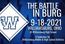 The Battle in Burg